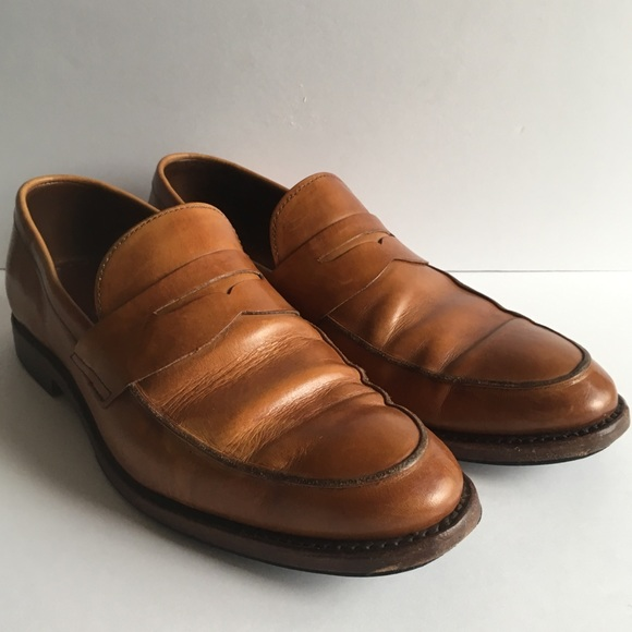 8e0c3f0a2a4c9 Brooks Brothers Other - Brooks Brothers Loafer Slips On Mens Shoes Size 10